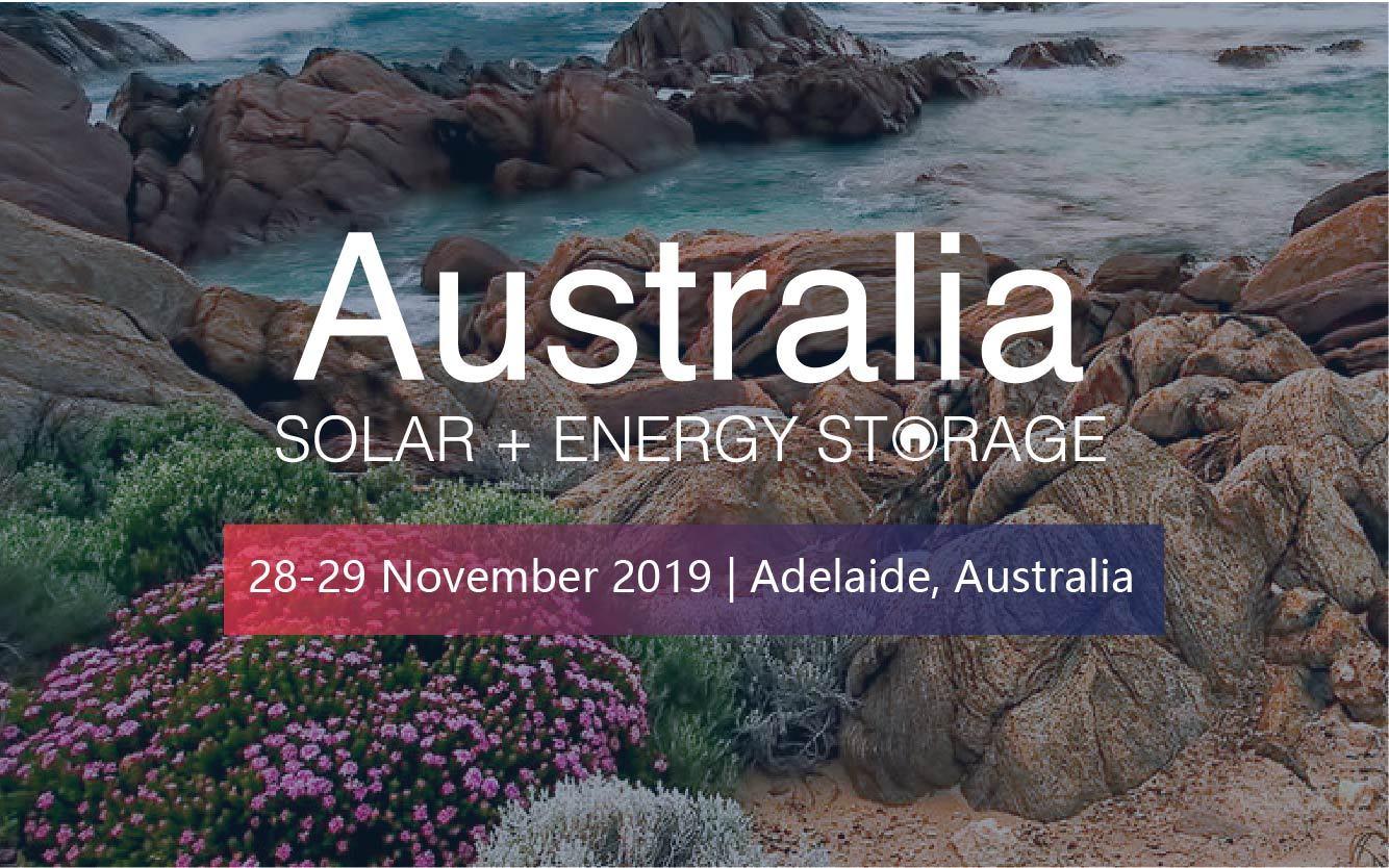 2019第四屆澳大利亞光伏儲能峰會(阿德萊德)