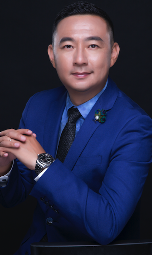 甲骨文营销云大中华区总经理杨波照片