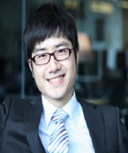 数秦科技区块链研究院 CEO俞学劢照片
