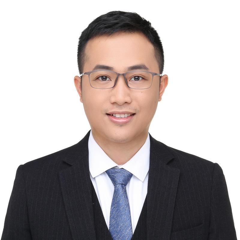 中邮消费金融有限公司科技发展部总经理助理李远鑫照片