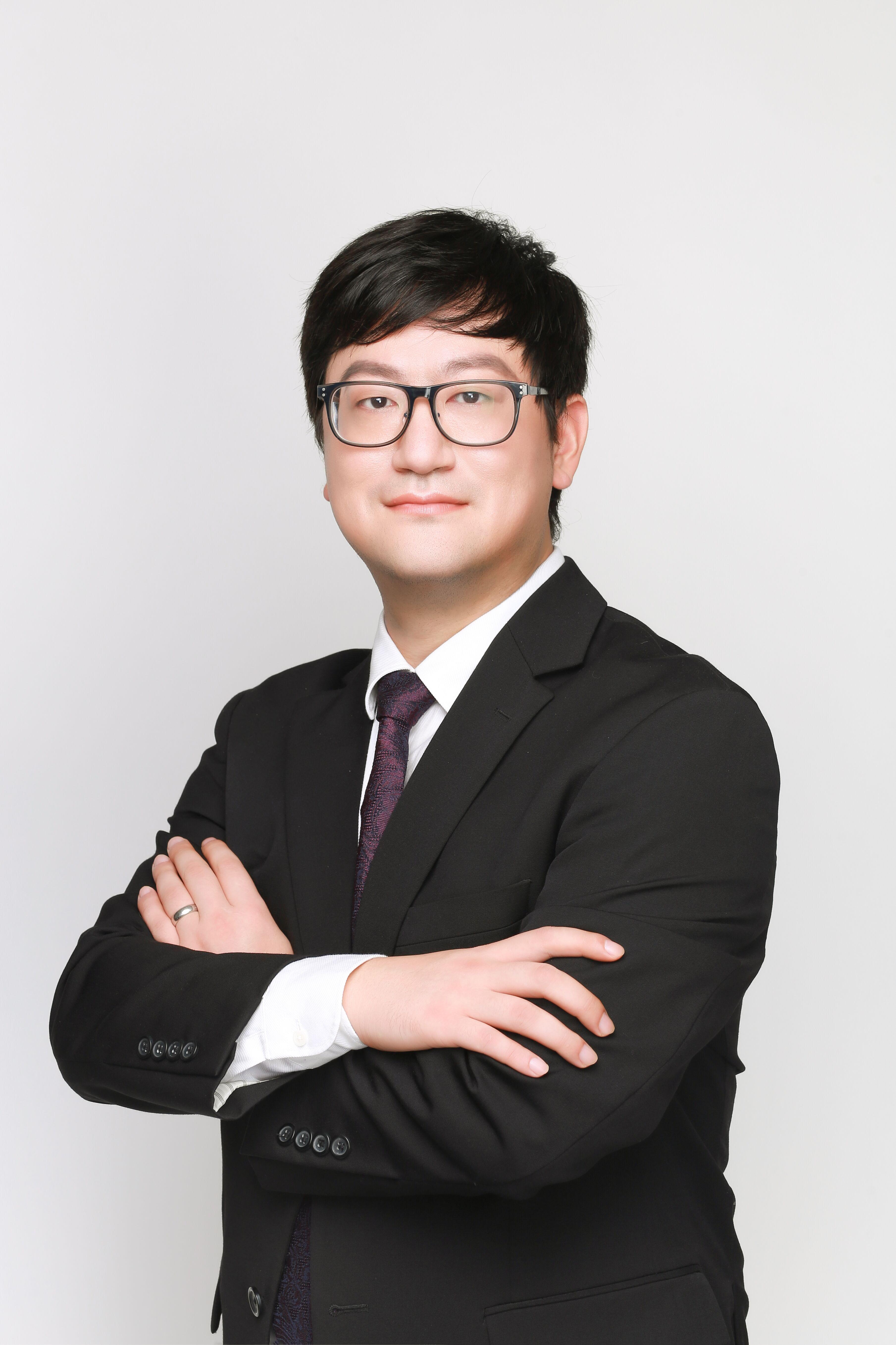 上海閃馬智能科技有限公司創始人、CEO土土(彭垚)照片