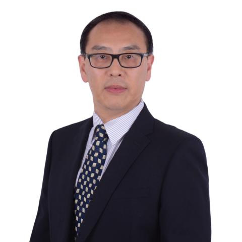安富利电子博士\安富利高级技术市场经理陈志勇照片