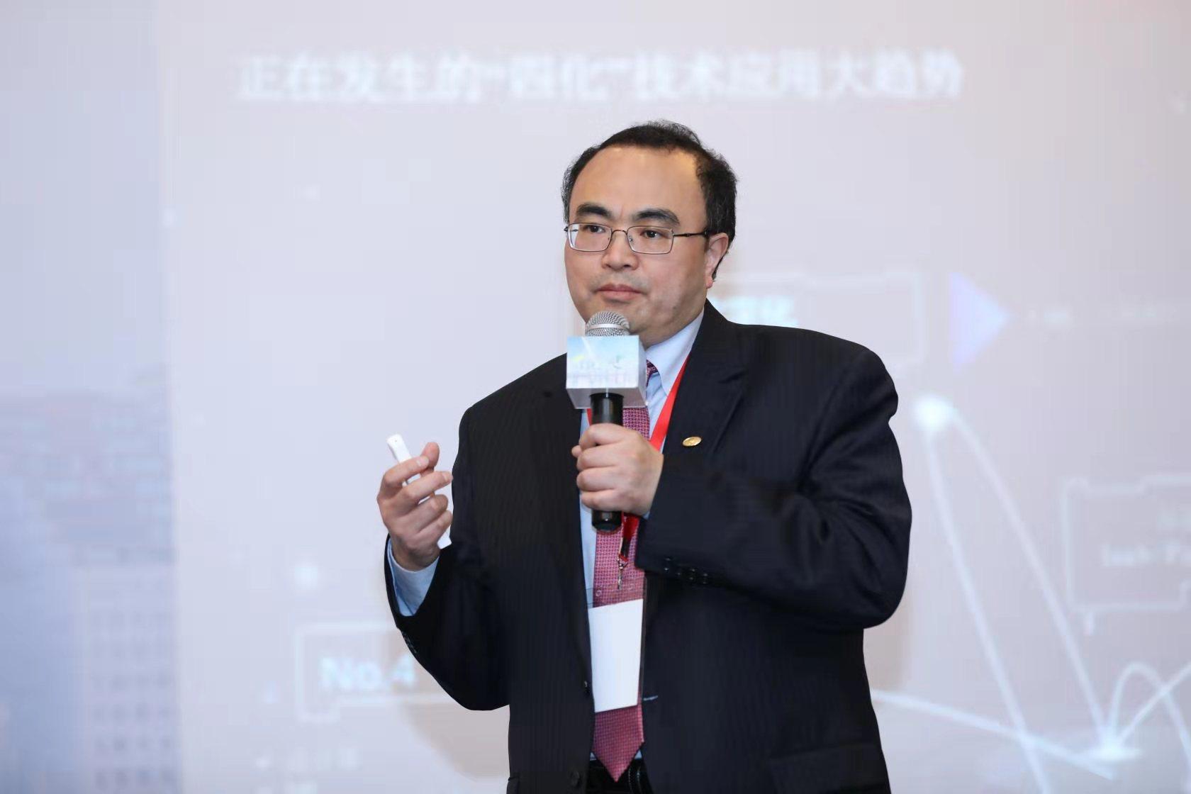 阳光财险首席数据官李东照片