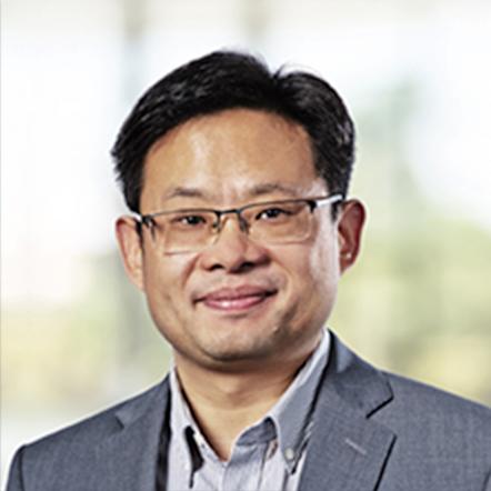 传奇生物首席科学官范晓虎博士照片