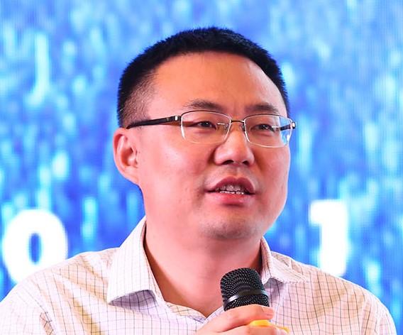 中國民生銀行直銷銀行部總經理羅勇照片