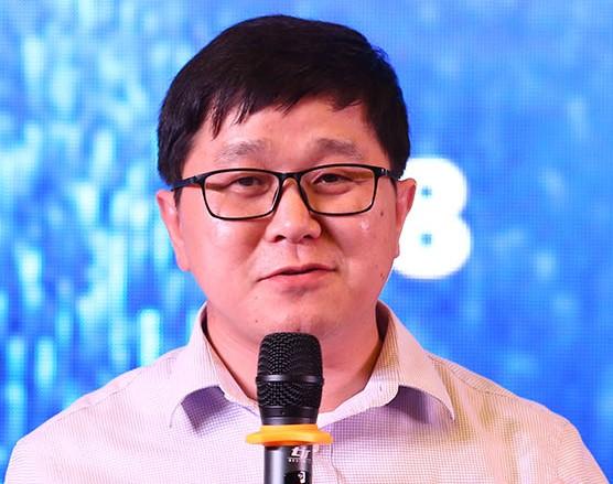 浙江保融科技技術有限公司副總經理鄭俊林照片