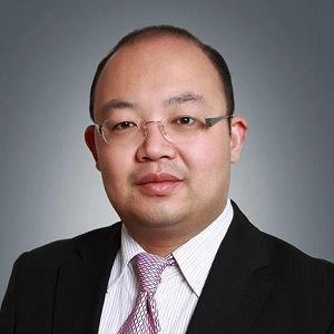 美國科特勒咨詢集團全球合伙人、中國區總裁曹虎照片