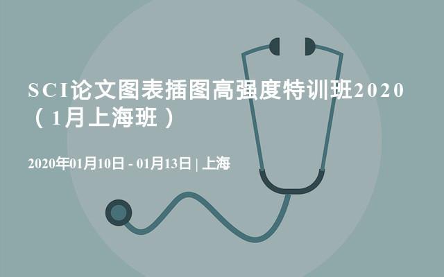 SCI論文圖表插圖高強度特訓班2020(1月上海班)