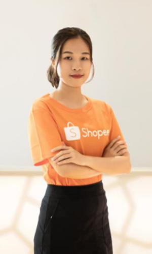 Shopee福建区招商负责人 Nicole guo