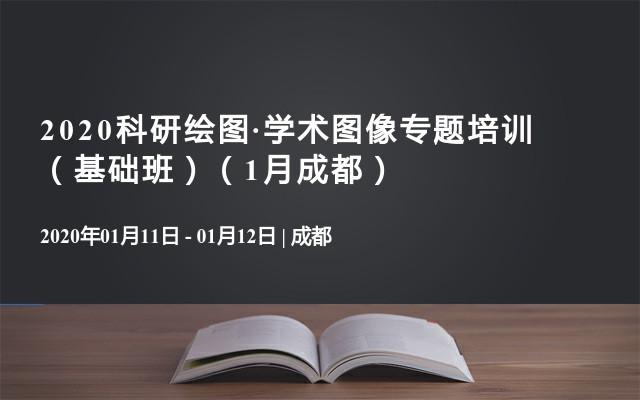 2020科研绘图·学术图像专题培训 (基础班)(1月成都)