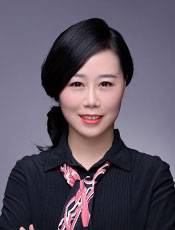 OSRAM红外与传感器事业部中国区市场经理熊丽媛 照片