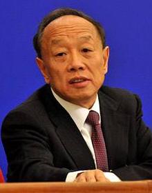 全國人大原外事委員會主任李肇星照片