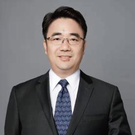 建设银行数据管理部副总经理刘贤荣照片