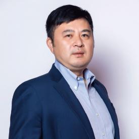 博世高级营销总王云峰照片