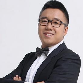 中國光大銀行智能風控中心總監祝世虎照片