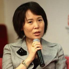 平安银行零售业务支持部总经理崔文静照片