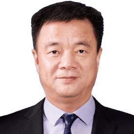 中信银行信用卡中心副总裁杨华辉照片