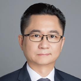 Saxo Bank大中华区CIO欧阳超信照片
