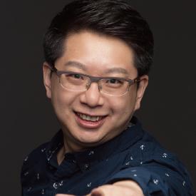 恒天然集团数字及媒体总经理董浩宇照片