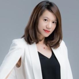 宝洁电子商务副总裁邓胜蓝照片