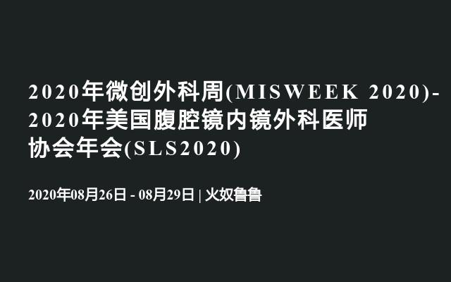 2020年微创外科周(MISWEEK 2020)-2020年美国腹腔镜内镜外科医师协会年会(SLS2020)