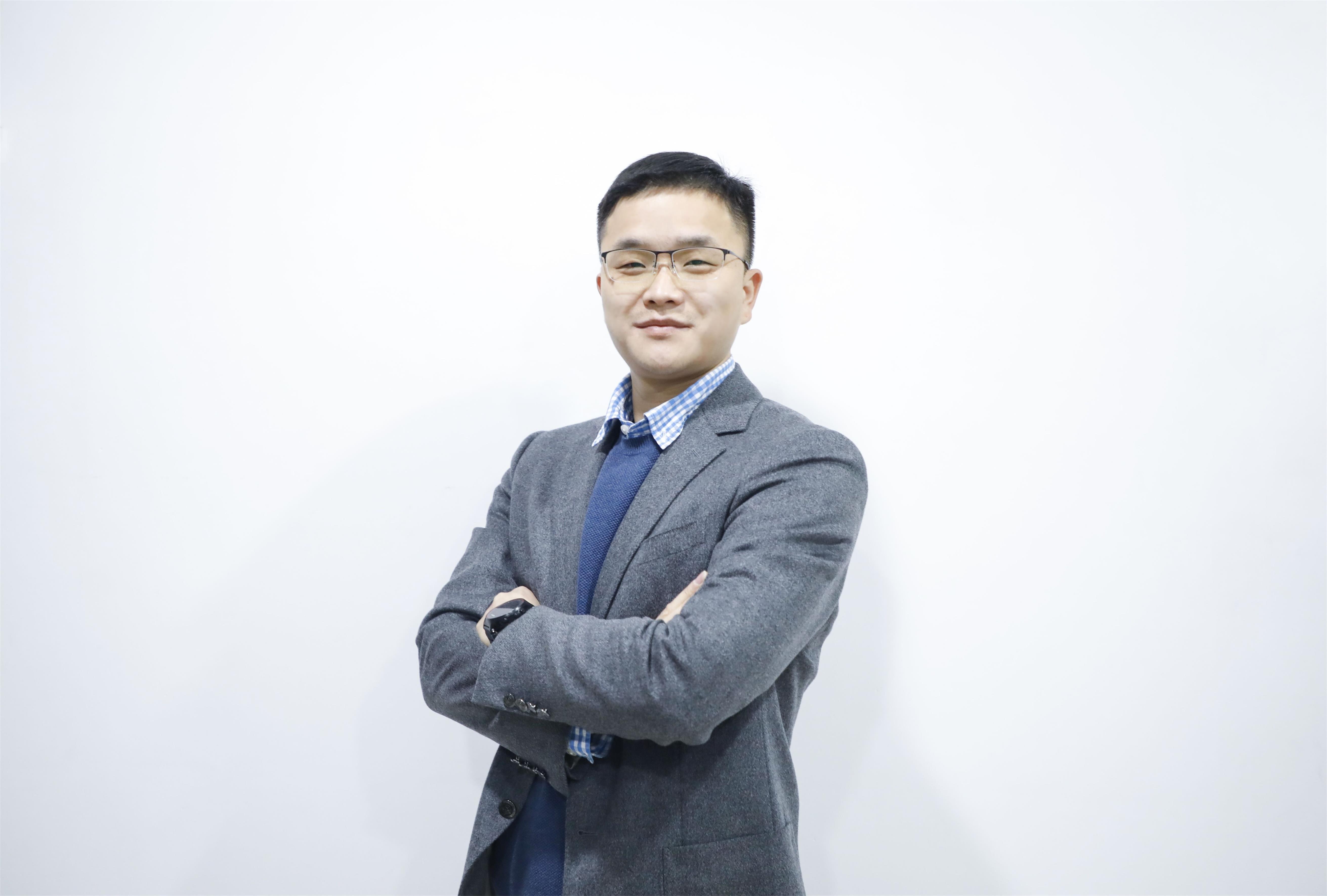小鵬學院執行院長吳橋平照片