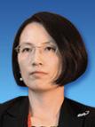 美银美林大中华区首席经济学家乔虹照片