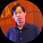 上海健康医学院副教授蒋海洪照片