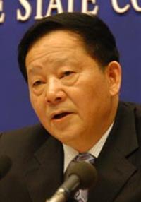 第十一届全国政协经济委员会副主任李德水照片