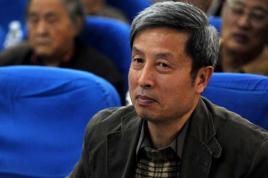 湖南大学建筑学院党委书记兼副院长柳肃照片