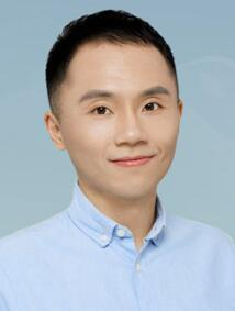 华菁证券首席分析师白洋照片