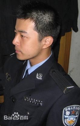 网络说唱警察欧阳超照片