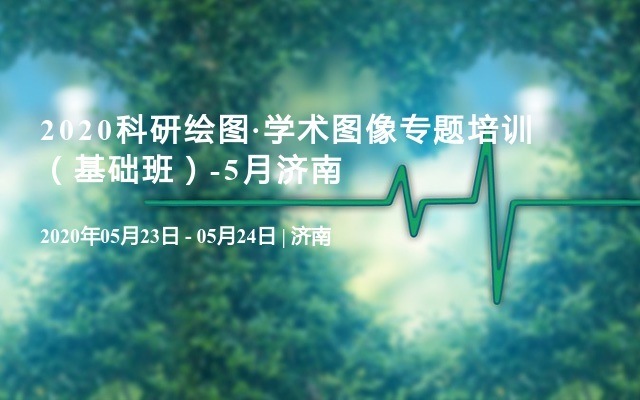 2020科研绘图·学术图像专题培训  (基础班)-5月济南