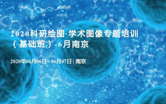 2020科研绘图·学术图像专题培训  (基础班)-6月南京