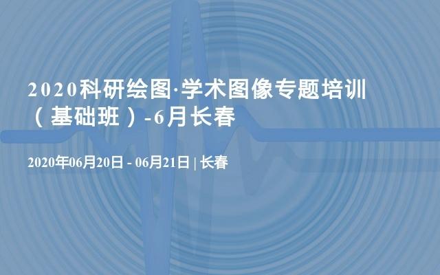 2020科研绘图·学术图像专题培训  (基础班)-6月长春