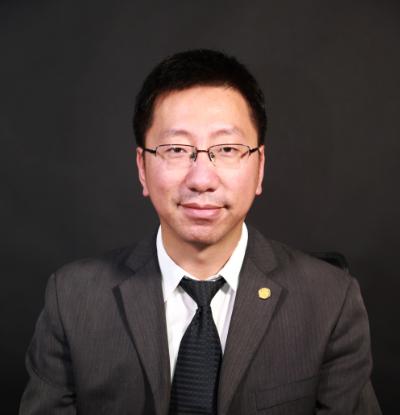 中国太平洋人寿保险股份有险公司首席科技创新官常江照片
