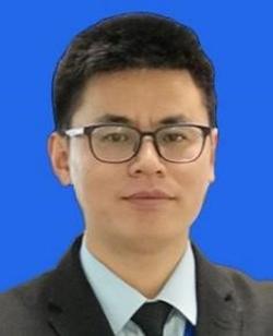 南京大学信息管理学院区块链实验室研究员余龙祥照片