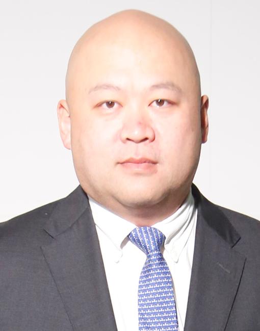 國家新能源汽車技術創新中心總經理原誠寅 照片