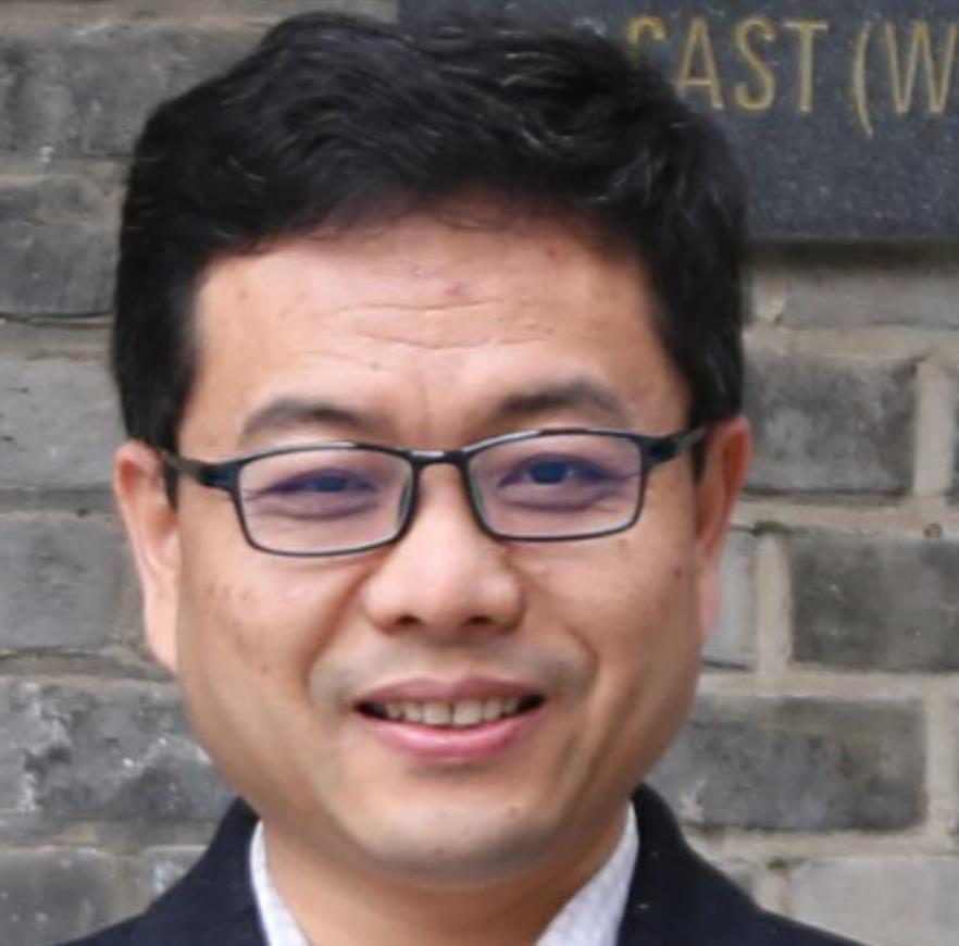 北京大学定量生物学中心特聘研究员裴剑锋照片