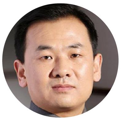 华为战略场景总架构师王纪奎照片