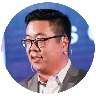 Thermo FisherVice President,Digital Solutions ChinaLewis Choi照片