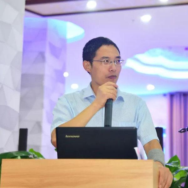 国务院发展研究中心资产证券化 REITs 课题组秘书长 王步芳照片