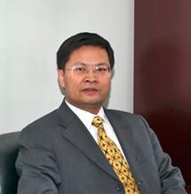 中国工程院院士、北京化工大学校长谭天伟  照片