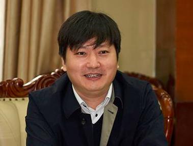 中国国际经济交流中心产业规划部副部长 李金波照片