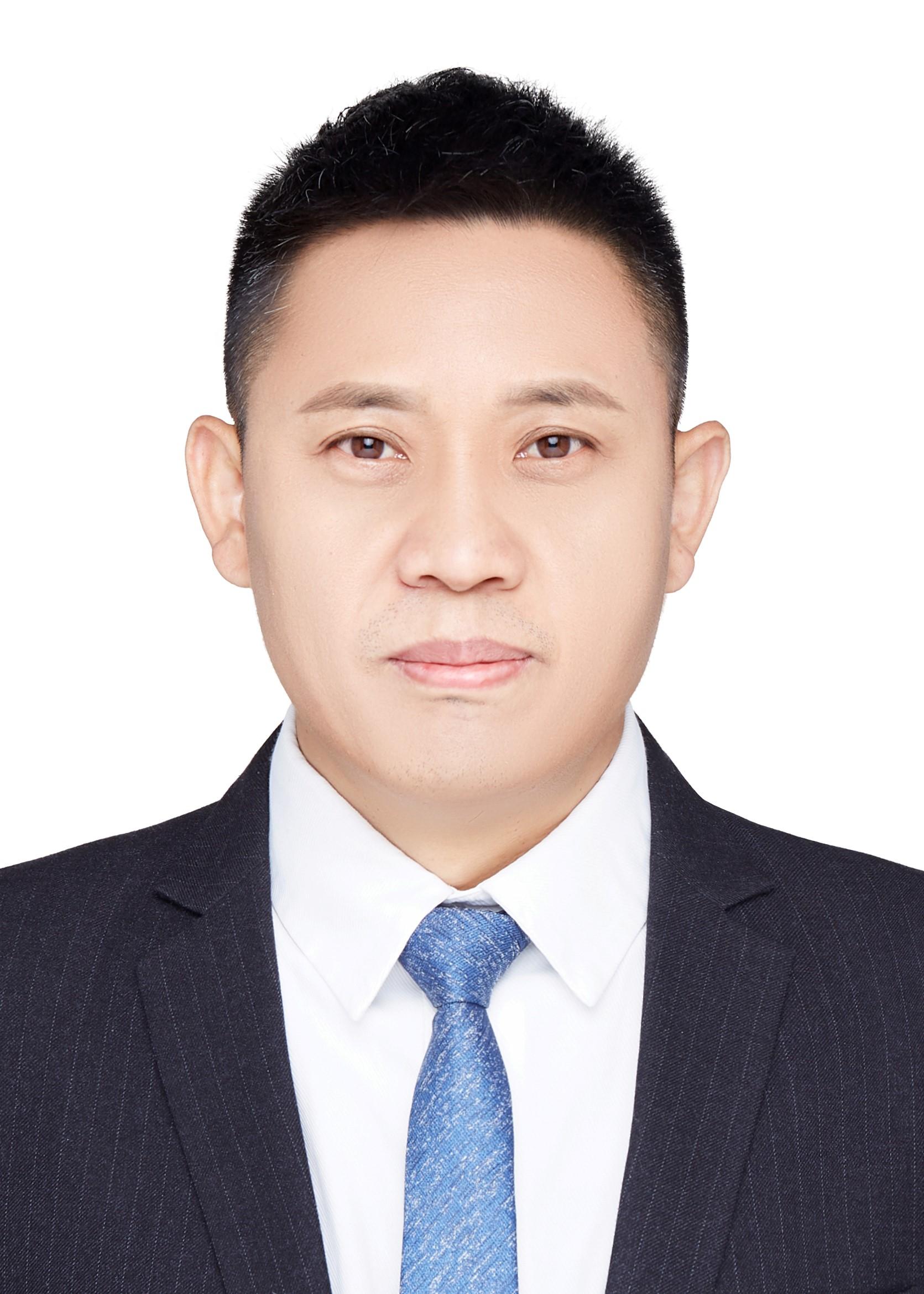 江苏科创车联网产业研究院院长刘干照片