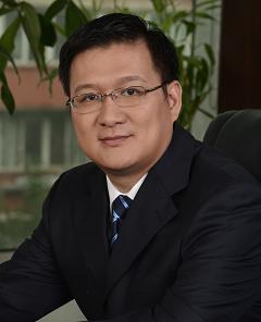 中国信科集团大唐移动 战略市场部总经理廖镭鸣照片