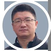 中国科学院计算机网络信息中心大数据部副主任沈志宏照片