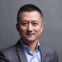 深圳云天励飞技术有限公司董事长兼CEO陈宁照片