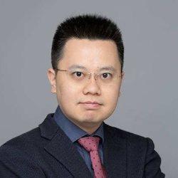 深圳酷开网络科技有限公司董事、总经理林劲照片