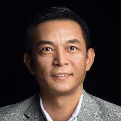 达闼科技副总裁汪兵照片